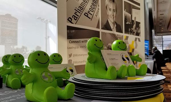 Green Suann Dolls